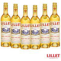 Vinho Composto Branco Lillet 750Ml - 06 Unidades