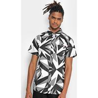 Camisa Ecko Manga Curta Estampada Masculina - Masculino