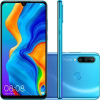 Smartphone Huawei P30 Lite 128Gb Versão Global Desbloqueado Azul