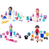 Polly Pocket Super Kit Fashion - Mattel - Kanui