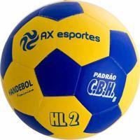 Bola De Handebol Feminino Ax Esportes Hl2 Matrizada - Feminino