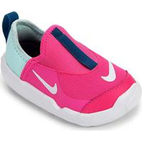Tênis Infantil Nike Lil Swoosh Feminino - Feminino-Pink+Azul