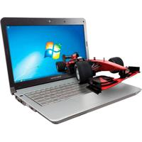 """Notebook Positivo Premium 3455 3D - Intel Pentium T4500 - Hdmi - Ram 4Gb - Hd 500Gb - Tela 14"""" - Windows 7"""