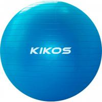 Bola De Pilates Suiça 65Cm Fit Ball Kikos - Azul