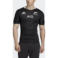Camisa All Blacks 1 Adidas - Masculino