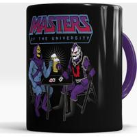 Caneca Masters Of The University