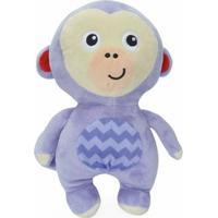 Fisher Price Minha Primeira Pelúcia Macaco - Fun Divirta-Se