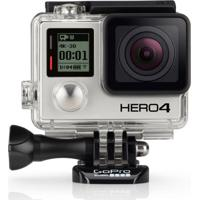 Câmera Gopro Hero4 Black Edition Adventure Prata