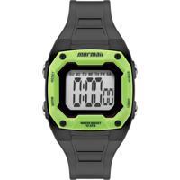 Relógio Mormaii Digital Nxt Kid Mo9451Ac8V Preto-Verde