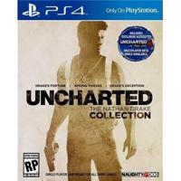 Jogo Uncharted: The Nathan Drake Collection Ps4 - Unissex