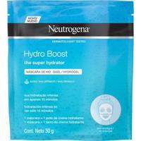 Máscara Facial Neutrogena Hydro Boost Hydrogel Mask 30Ml