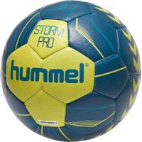 Bola De Handebol Hummel Storm Pro Hb H2 - Unissex-Azul