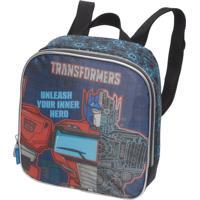Lancheira Transformers Optimus Mechanic