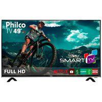 """Tv Led Philco 49"""" Ptv49E68Dswn Smart Bivolt"""