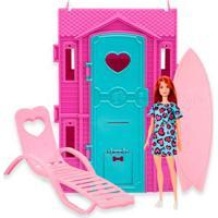 Barbie Studio De Surf Vestido Azul - Fun Divirta-Se