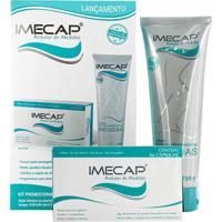 Kit Imecap Redutor De Medidas Gel 250 Gr + 60 Caps