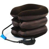 Massageador Inflável Pneumático Relaxamento Traçáo Cervical Pescoço Tamanho Universal
