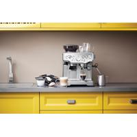 Cafeteira Elétrica Tramontina By Breville Express Pro Em Aço Inox Com Moedor 2 L 127 V