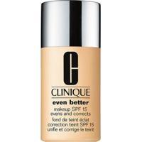Base Clinique - Even Better Makeup Broad Spectrum Spf 15 12 Meringue - Unissex-Incolor