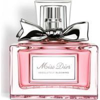 Miss Dior Absolutely Blooming Eau De Parfum 30 Ml