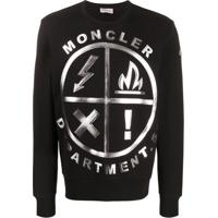 Moncler Moletom Department - Preto
