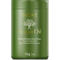 Máscara Hidratante Argan Oil- 1Kg- Inoarinoar