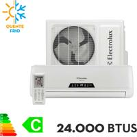 Ar Condicionado Split Electrolux 24.000 Btus Ecoturbo Quente E Frio - Ti24R / Te24R