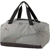Bolsa Puma Fundamentals Sports Bag S - Cinza