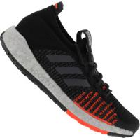 Tênis Adidas Pulseboost Hd - Masculino - Preto/Vermelho