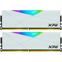 Memória Xpg Spectrix D50, Rgb, 32Gb (2X16Gb), 4133Mhz, Ddr4, Cl19, Branca - Ax4U413316G19J-Dw50