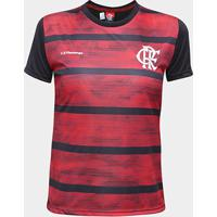 Camiseta Flamengo Proud Feminina - Feminino-Preto