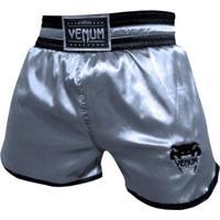 Shorts Muay Thai Venum Classic Spirit Borda Masculino - Masculino
