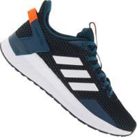 Tênis Adidas Questar Ride - Masculino - Azul Esc/Branco