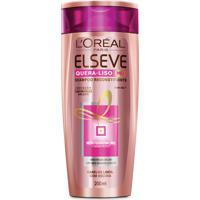 Shampoo Elseve Quera-Liso 200Ml