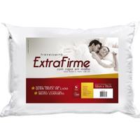 Travesseiro Extra Firme Espuma