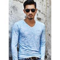 Camiseta Fit Light - Azul