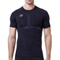 Camisa Umbro Térmica Twr Graphic Masculina - Masculino