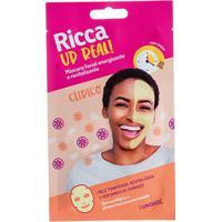 Máscara Facial Energizante E Revitalizante Ricca 1 Unidade - Feminino-Incolor