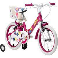 Bicicleta Groove My Bike Aro 16 2019 C/ Porta Bon - Unissex