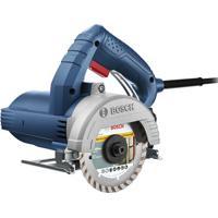 Serra Mámore 1500W 110V Gdc 150 Titan Professional Azul E Cinza
