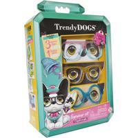 Conjunto De Acessórios - Trendy Dogs - Óculos - Fun