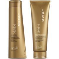 Joico Shampoo K-Pak To Repair Damage 300Ml+Mascara 250Ml Caramelo