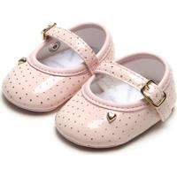 Sapato Pimpolho Menina Coração Rosa