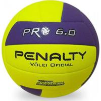 Bola Vôlei Penalty Pro 6.0 X - Unissex