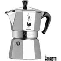 Cafeteira Expresso Em Aluminio Para 3 Xicaras - Moka Bialetti
