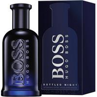 Perfume Boss Bottled Night Masculino Hugo Boss Eau De Toilette 100Ml - Masculino