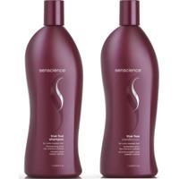 Kit Shampoo E Condicionador Senscience True Hue 2X1000Ml - Tricae