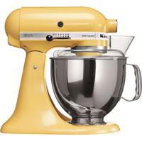 Batedeira Stand Mixer Artisan - Majestic Yellow 110V