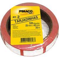 Etiqueta Adesiva Pimaco Preço Rt2 Com 500 Unidades 25X40Mm