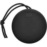 Caixa De Som Sem Fio Com Bluetooth Aerbox - Preto